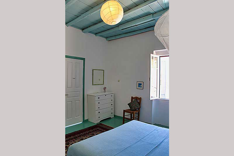 Portokali Cottage Double Bedroom